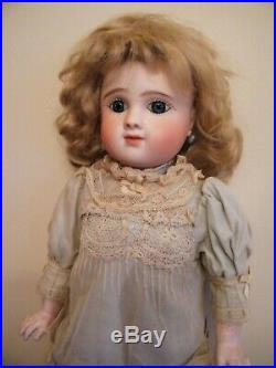 Beautiful Antique 18 Jules Steiner Fig C French Bebe