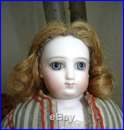 Beautiful Antique French Fashion Doll Barrois 15 inches