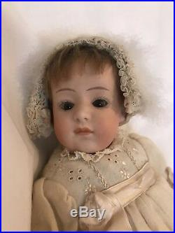 Beautiful Antique Gerbruder Heubach Pouting Doll