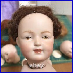 German Kestner Character Antique Doll Reproduction