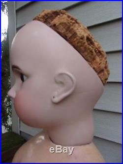 Gorgeous 33 1907 Antique French Bisque Bebe Jumeau Doll Size 16