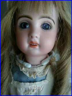 Jumeau 1907 Antique French Bisque Doll