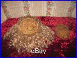 Magnificent Large 28 Size 13 Antique French E J Jumeau Bebecouture Outfit
