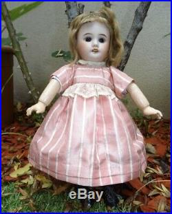 Nice Antique French Bleuette Doll 10,63 Inches