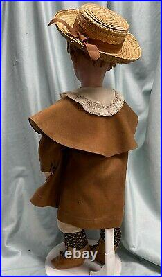 RARE large 22 KR 107 antique German character boy by Kammer and Reinhart