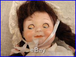 Rare Antique 10 Armand Marseille Bisque Character Googly German Doll Mold 323