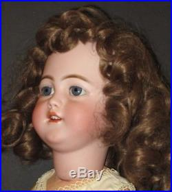 Simon And Halbig 1249 Antique Bisque Head Doll For The Best Collection