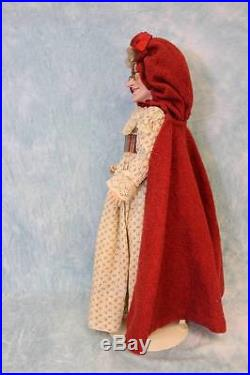 Truly Rare 23 German Bisque Antique Character doll 1305 by Simon & Halbig