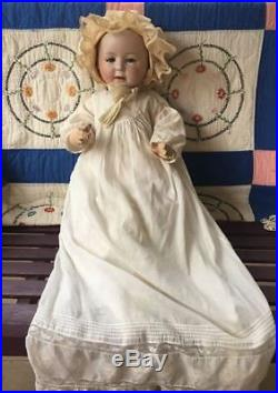VERY Hard to Find. Antique Bisque 21 Swaine LORI Doll