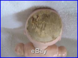 VERY RARE 13 KESTNER #206 ANTIQUE REPRODUCTION GERMAN BISQUE DOLL No Reserve