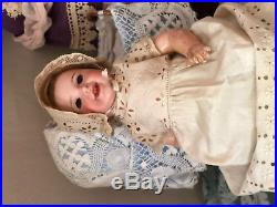 Wonderful Antique Bisque French Character Sfbj 236 Laughing Jumeau Doll