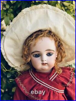 Wonderful FG11 Double Row Of Teeth French Bisque Doll